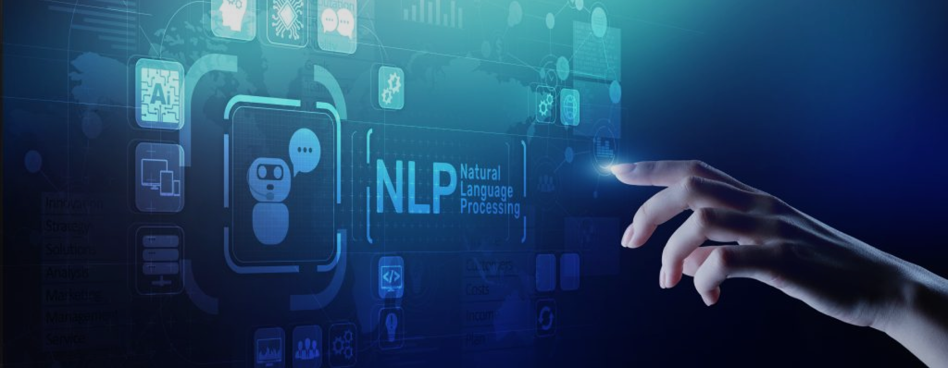 NLP in Enterprises: 4 Key Trends To Watch Out For In 2021